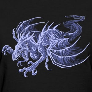 Dragon Ghost Women's T-Shirts - Women's T-Shirt