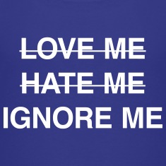 Ignore me Baby & Toddler Shirts