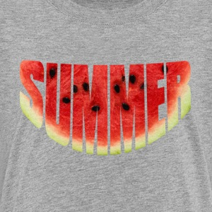 Summer watermelon Kids' Shirts - Kids' Premium T-Shirt