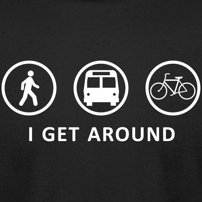 I Get Around (WHT)
