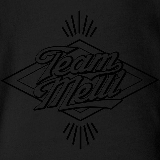 Team Melli - Short Sleeve Onesie