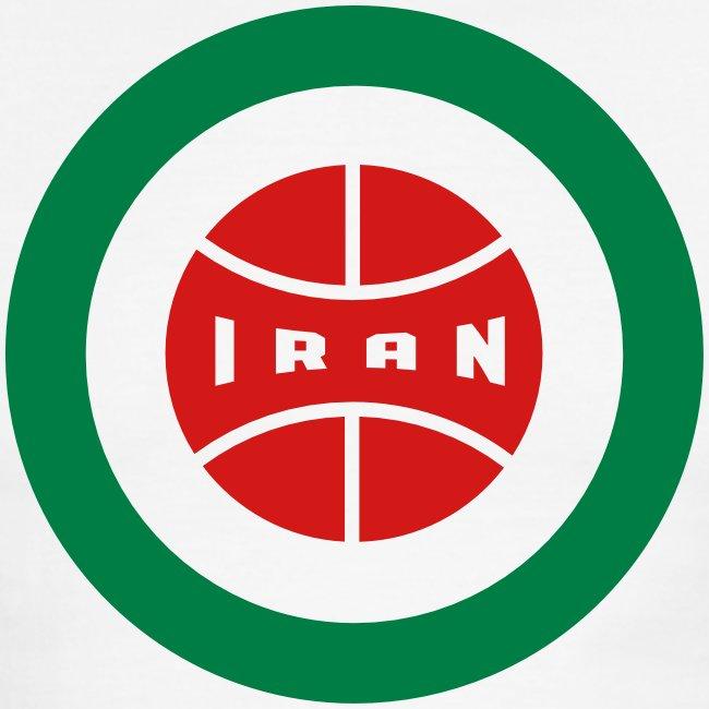 Iran Insignia - Ringer Tee