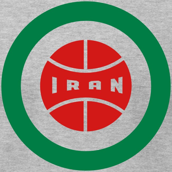 Iran Insignia - Tee