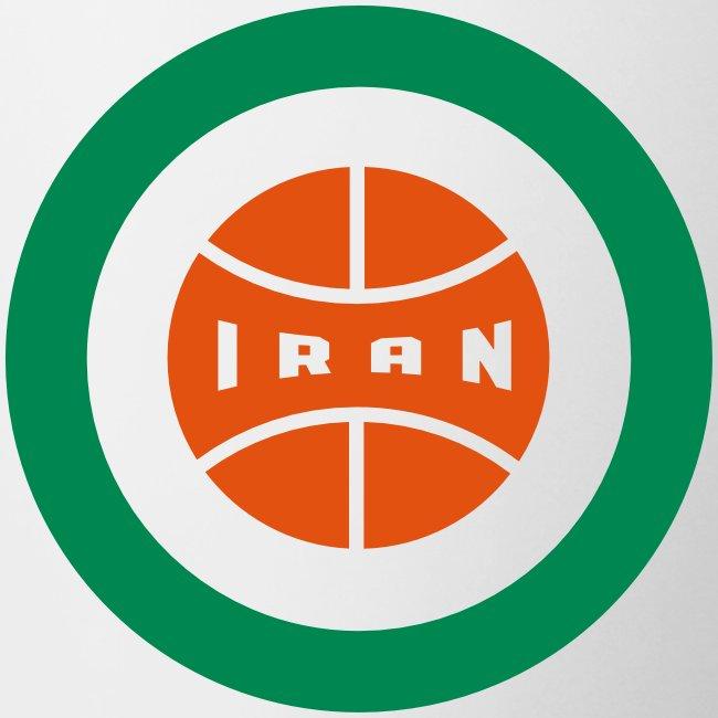 Iran Insignia - Cup
