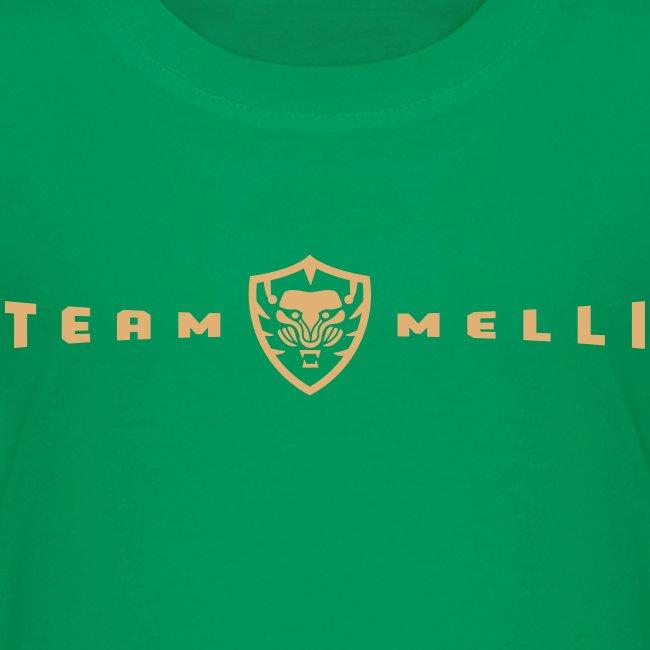 Team Melli Badge - Kids Tee