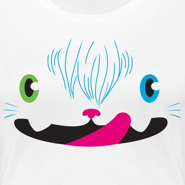 Odd-Eyed Kitty Shirt