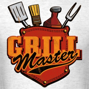 Pocket Grill Master T-Shirts - Men's T-Shirt