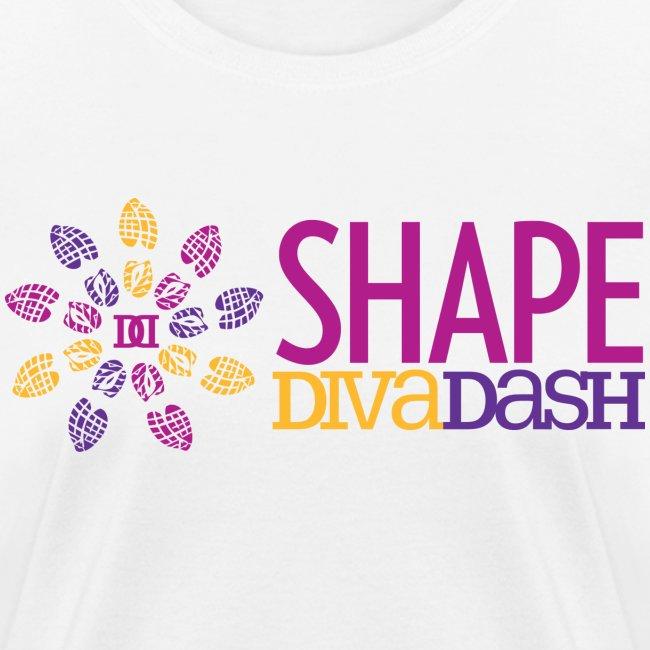 Diva Dash Logo T