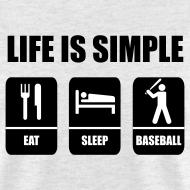 Design ~ Eat Sleep Baseball