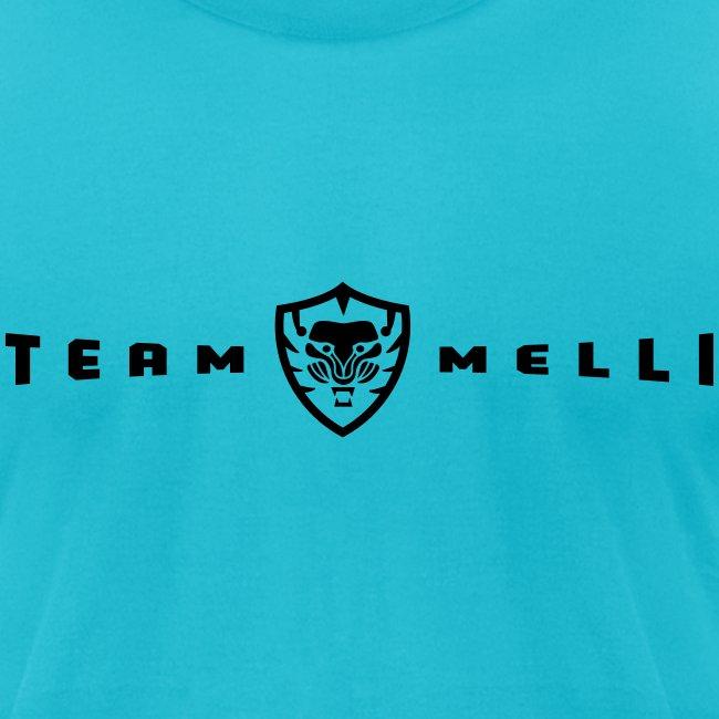 Team Melli Badge -  Tee