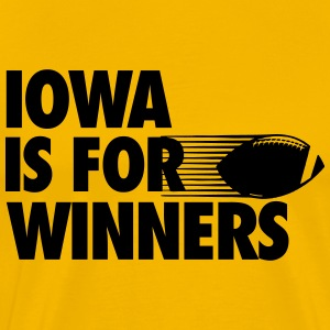 Iowa T-Shirts - Men's Premium T-Shirt