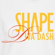 Design ~ Diva Dash Script V Neck