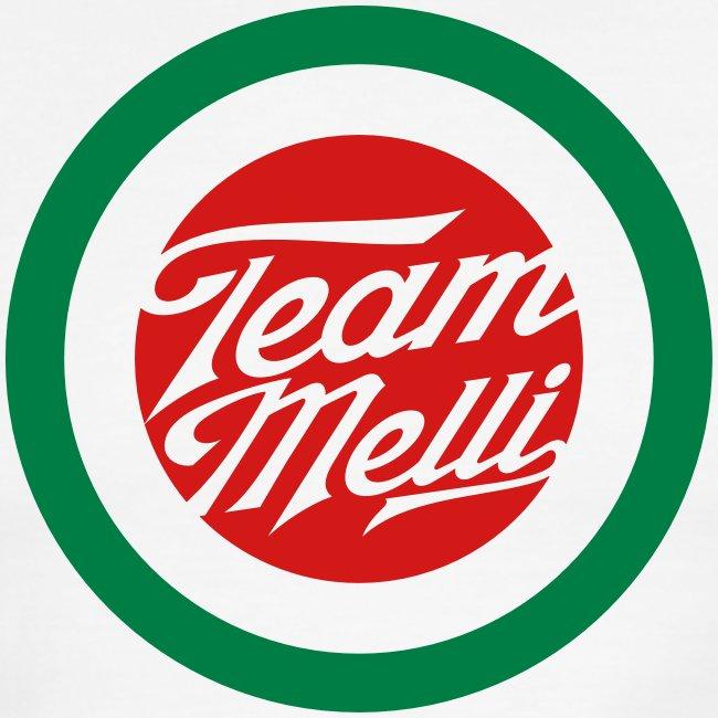 Team Melli Retro - Ringer Tee