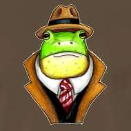 Design ~ Very Dapper Frog