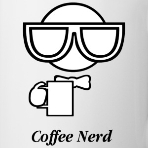 Nerds - Coffee Nerd Mug - Coffee/Tea Mug