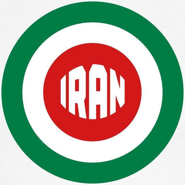 IRAN Mod- Men's Ringer