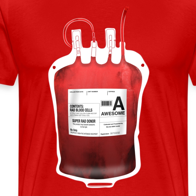 Blood Type Awesome