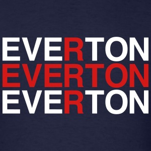 EVERTON - Men's T-Shirt