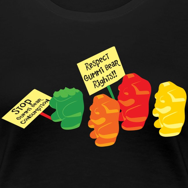 Stop Gummibear Cruelty