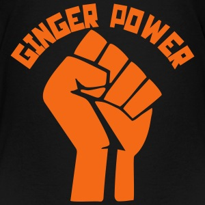 Ginger Power Kids' Shirts - Kids' Premium T-Shirt