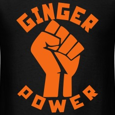 Ginger Power T-Shirts
