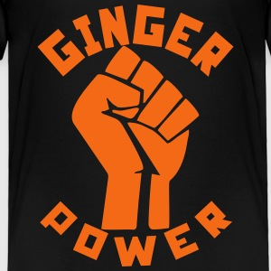 Ginger Power Baby & Toddler Shirts - Toddler Premium T-Shirt