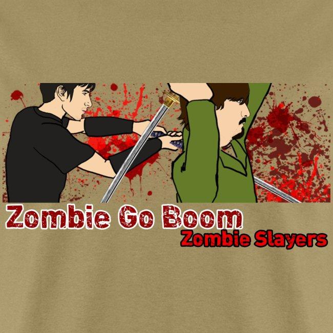 """""""Zombie Go Boom: Zombie Slayers 2"""""""
