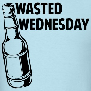 Wasted Wednesday T-Shirts - Men's T-Shirt