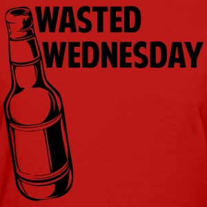 Wasted Wednesday Women's T-Shirts - Women's T-Shirt