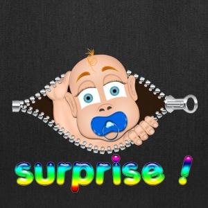 Surprise Baby Boo Bags & backpacks - Tote Bag