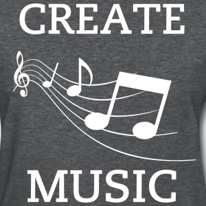 Create Music - Women's T-Shirt