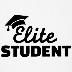 Elite Student T-Shirts - Men's T-Shirt