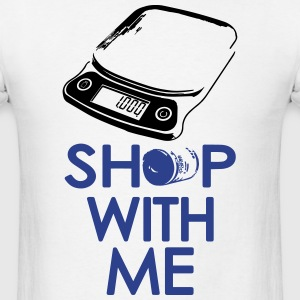 Shop With Me - Men's T-Shirt