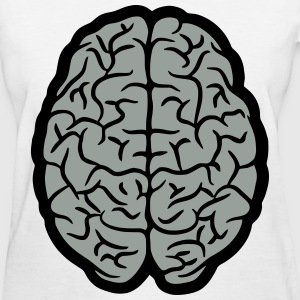 Brain - Women's T-Shirt
