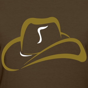 Cowboy Hat - Women's T-Shirt
