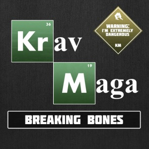 Krav Maga Elements - Breaking Bones - Tote Bag