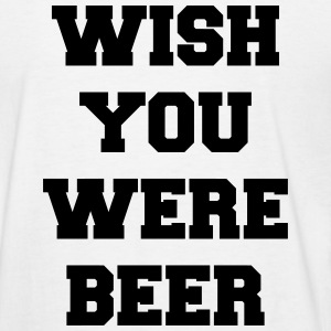 Wish you were beer Women's T-Shirts - Women's T-Shirt