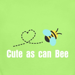 cute bumble bee buzz Baby & Toddler Shirts - Short Sleeve Baby Bodysuit