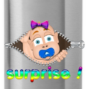 surprise Baby Boo girl Bottles & Mugs - Water Bottle