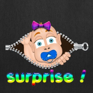 surprise Baby Boo girl Bags & backpacks - Tote Bag
