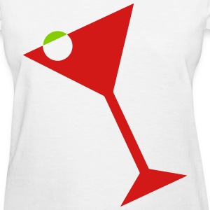 Dirty Martini Women's T-Shirts - Women's T-Shirt