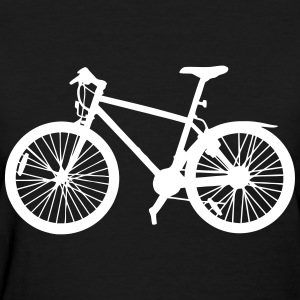 Mountain Bike Women's T-Shirts - Women's T-Shirt