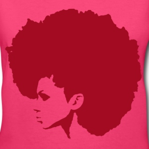 Natural Profile - Women's V-Neck T-Shirt