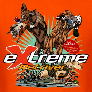 extreme_retriever T-Shirts - Men's T-Shirt