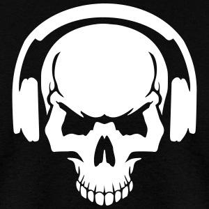 Headphones turntables t shirts spreadshirt for Logo t shirt maker