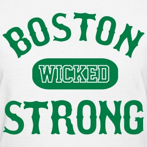 BOSTON WICKED STRONG - Women's T-Shirt