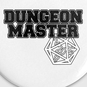 Dungeon Master Buttons - Small Buttons