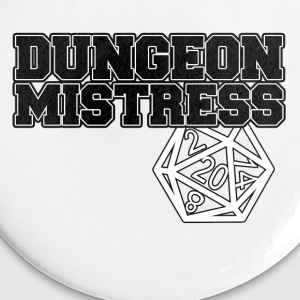 Dungeon Mistress Buttons - Small Buttons