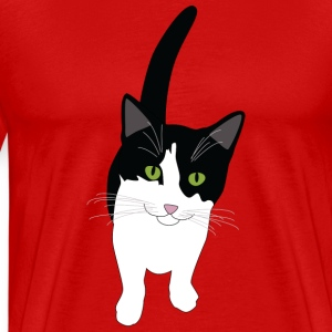 Moo Cat Shirt - Men's Premium T-Shirt