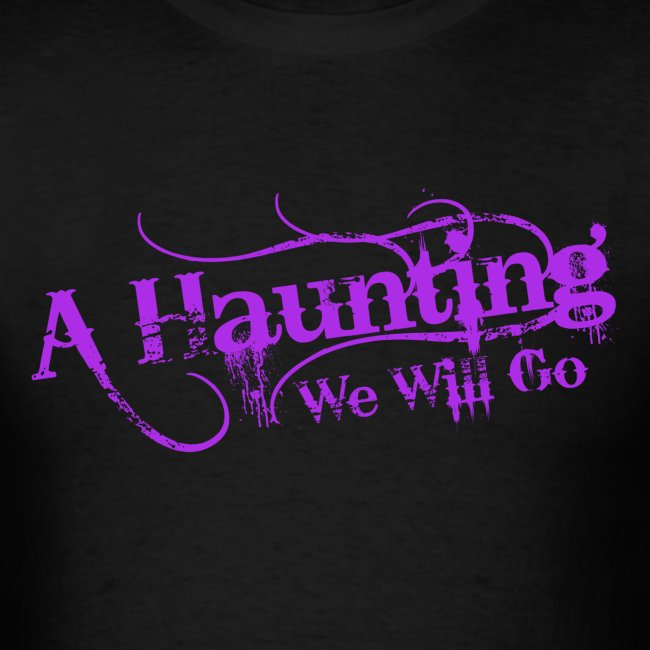 AHWWG Purple Logo Front